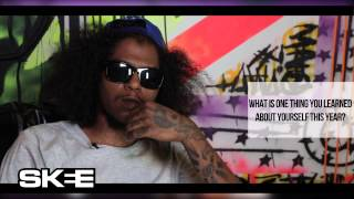 Ab-Soul Answers Fan Questions - SKEE Live