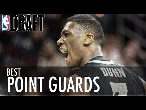 Top 5 Point Guards In The NBA Draft | CampusInsiders