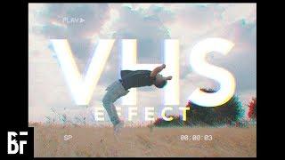 vhs effect premiere pro - मुफ्त ऑनलाइन