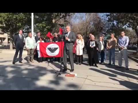 Part 1 of 2 - Environmental Attorney Robert F. Kennedy, Jr. Holds Press Conference Against Monsanto