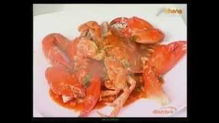 Malwani crab curry seafood recipes sanjeev kapoor khazana most chilli garlic crab sanjeev kapoor khana khazana forumfinder Choice Image