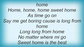 Dr. Alban - Home Sweet Home Lyrics