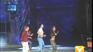 Vengaboys, Shalala lala - Kiss - Uncle John From Jamaica, Festival de Viña 2001