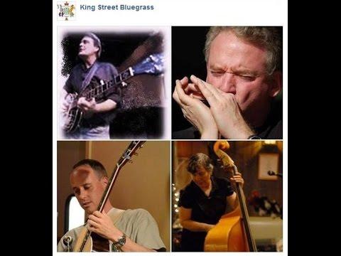 WAMU April 1st Interview, King Street Bluegrass Band - Slideshow