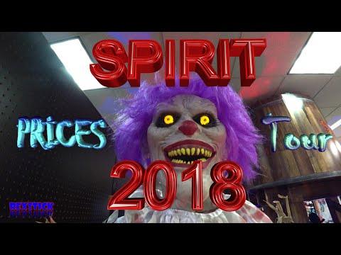 spirit halloween 2018 animated halloween decor