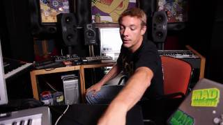 Diplo about Native Instruments Komplete