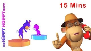 5 Little Monkeys & More - Nursery Rhymes Collection For Kids And Children - Baby Songs