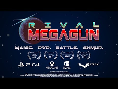 Rival Megagun Official Trailer thumbnail