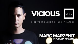 Marc Marzenit and Problem Makers - Live @ Vicious Live 2014