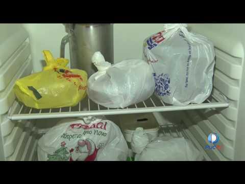Sacolas plásticas na geladeira faz mal á saúde?