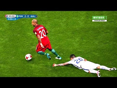 50+ Players Humiliated by Ricardo Quaresma ᴴᴰ