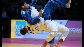 Karl-Richard Frey highlights  judo channel