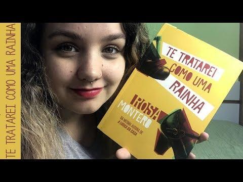 Resenha #22 Te tratarei como uma rainha, de Rosa Monteiro | Madri, boleros e um assassinato