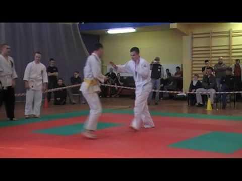 Pokaz Ju Jitsu