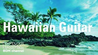Hawaiian Guitar: Relaxing Guitar Instrumental Music for Relax,Study,Work - Background Music