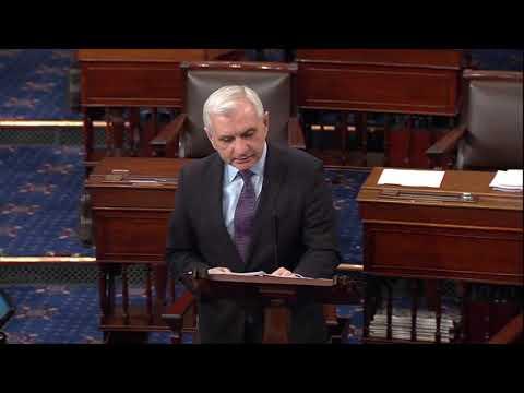 Senator Reed's Remarks on Senator Claiborn Pell