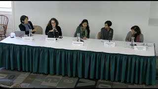 """""""How Secular Is Art?"""" Conference Panel 1"""