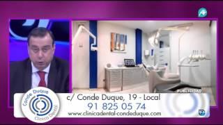Oferta Implante dental completo en el centro de Madrid - Clínica Dental Conde Duque