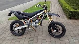 Projet Derbi Drd Racing Limited édition 2007