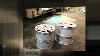 The Step by Step Wheel Refinishing Process