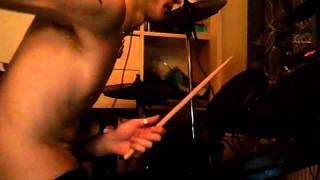 GoreDrummer - Aborted - Hecatomb (Drumcover).avi
