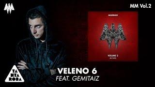 Madman & Gemitaiz - Veleno 6 (Audio)