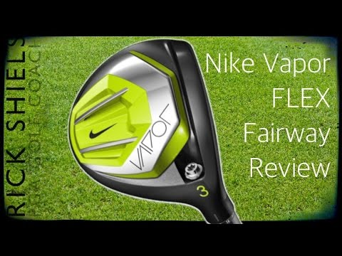 Nike Vapor FLEX Fairway Review