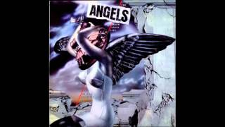 "the angels ""i ain't the one"" beyond salvation-1989"