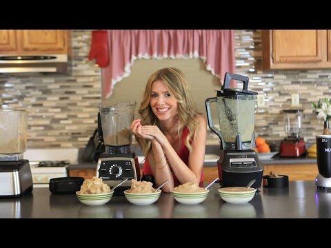 Video Blender - Ice Cream - Recipes - Blendtec vs Vitamix - Nutribullet vs Ninja - Blender Review.