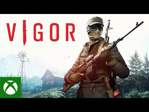 Vigor – Official Release Trailer 🔪🍅 thumbnail