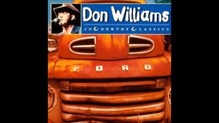 Don Williams — Running Out Of Reasons To Run