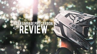 FOX Rampage pro Carbon | REVIEW
