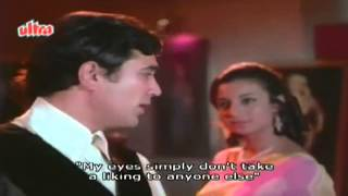 O Mere Dil Ke Chain (Eng Sub) [Full Video Song   - YouTube