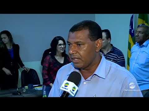 Reportagem - Audiencia em Araguapaz