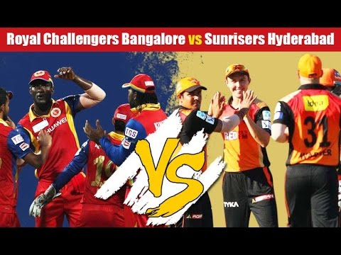 IPL-Royal-Challengers-Bangalore-vs-Sunrisers-Hyderabad-today