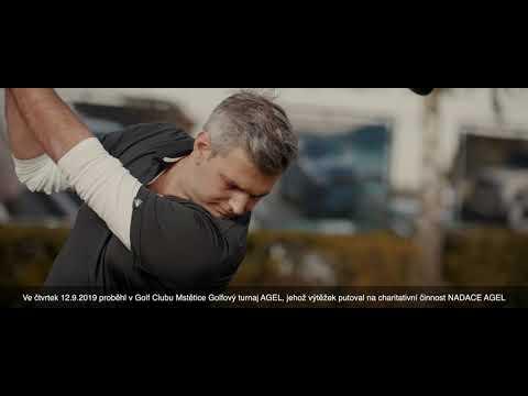 Video: Golfový turnaj AGEL 2019