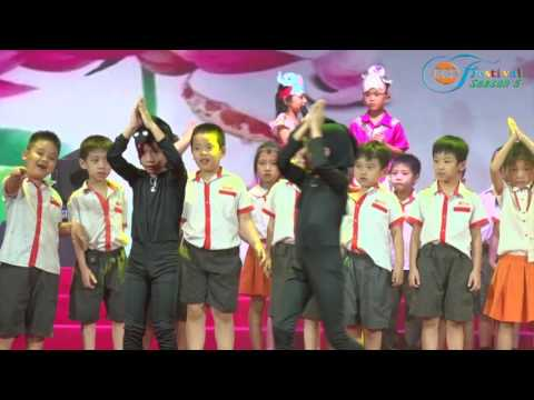 Tiết mục: Let's go to the zoo - Festival Bill Gates Schools - Season 5 (2016 - 2017)