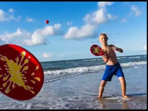MTS: Schildkröt Funsports Neopren Beachball Set