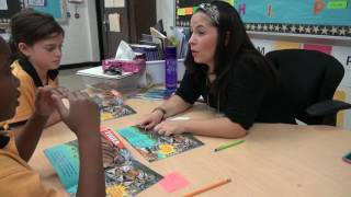 5th Grade Guided Reading Lesson