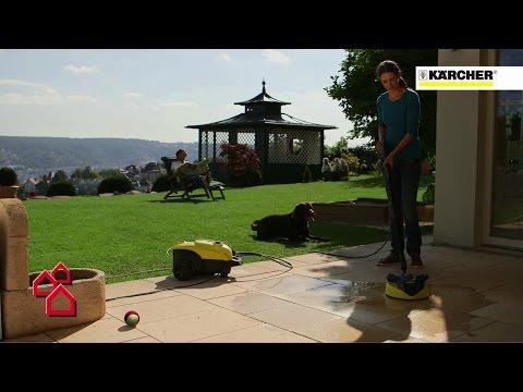 Kärcher Hochdruckreiniger K4 Silent Home | BAUHAUS