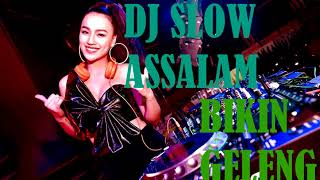 DJ DEEN ASSALAM SLOW ENAK BANGET ANJIRR 2018