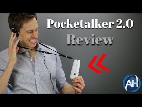 Pocketalker 2.0 Review | Cheap Alternative To Hearing Aids | Personal Sound Amplifiers