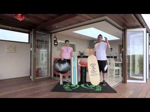 Indo Board Packages - Indo Board Original and Indo Board Pro - Indo Board Balance Trainer