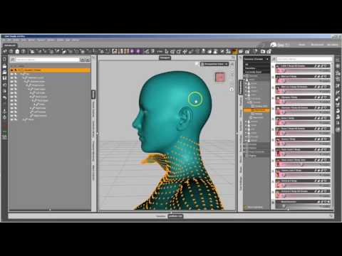 Genesis 8 eye lashes do not follow face morph - Daz 3D Forums