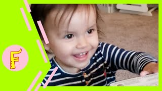 Feel Good By Watching These Cute Moments 😍  | Cute Baby Funny Moments | 2021