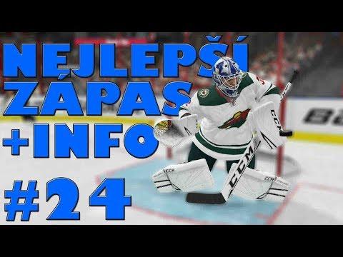 NHL 19 | KOBLIH GOLMANEM #25 | NOVÁ SEZONA+INFO! | CZ/SK