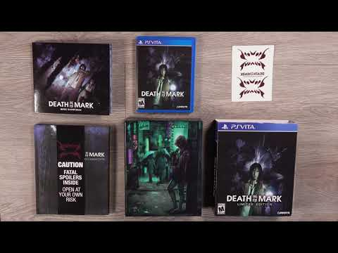 Death Mark - Limited Edition Unboxing & Review
