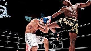 Buakaw  Banchamek knockouts collection 2015 - Por Pramuk
