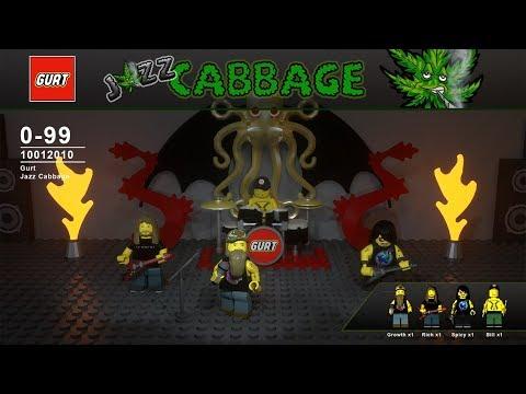 GURT - Jazz Cabbage (MUSIC VIDEO) 4K online metal music video by GURT