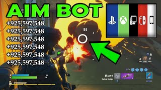 How to】 Get free Aimbot On Fortnite